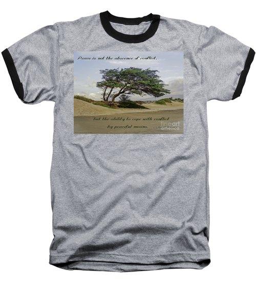 Windy Lean Baseball T-Shirt