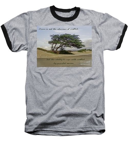 Windy Lean Baseball T-Shirt