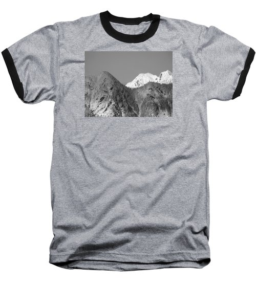Winter Delight Baseball T-Shirt by Brian Chase