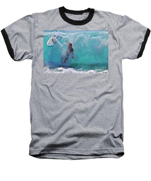 Wipe Out Baseball T-Shirt