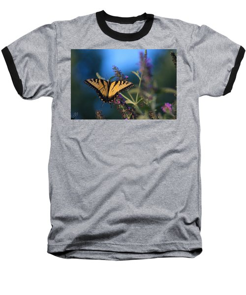 Baseball T-Shirt featuring the photograph Summer Flight by Geri Glavis