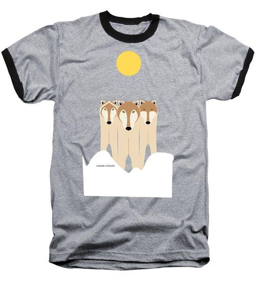 Wolves Baseball T-Shirt