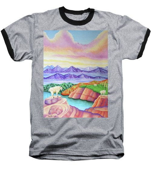 Wonderland Baseball T-Shirt