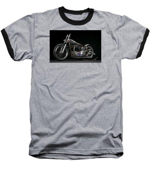World's Fastest Vintage Triumph Baseball T-Shirt
