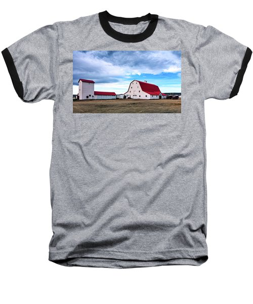 Wyoming Ranch Baseball T-Shirt by L O C