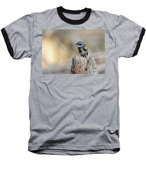 Yellow Rumped Warbler Baseball T-Shirt