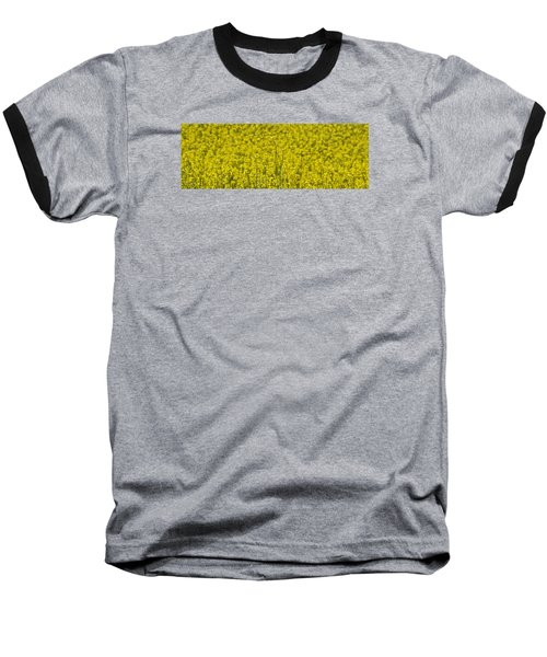 Yellow Baseball T-Shirt