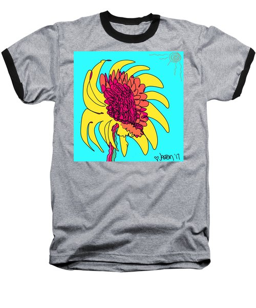 Yes. This Is A Flower, Child Baseball T-Shirt