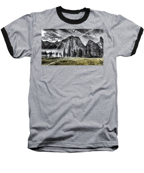 Yosemite Dawn Baseball T-Shirt