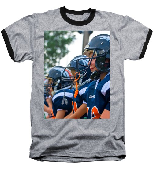 Youth Football Baseball T-Shirt