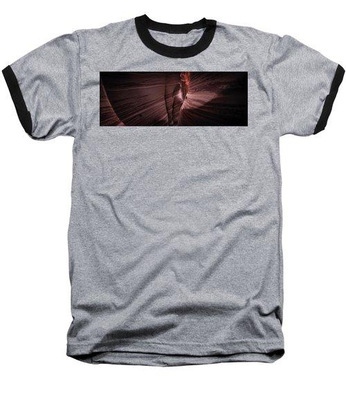 Zebra Canyon Baseball T-Shirt