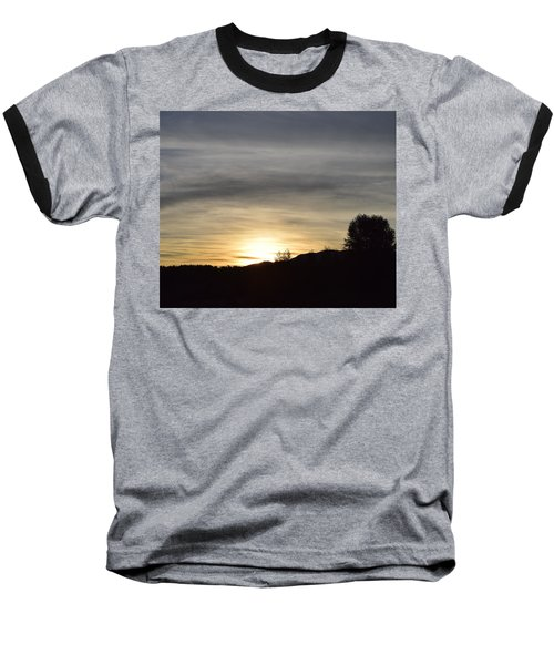 Sunrise Back Country Co Baseball T-Shirt