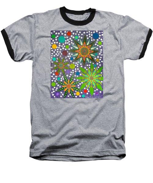 Ayahuasca Vision  Baseball T-Shirt