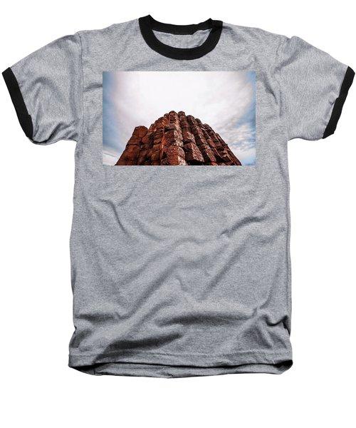 Giant's Causeway Baseball T-Shirt