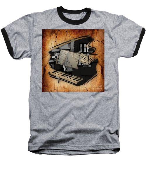 Piano Collection Baseball T-Shirt