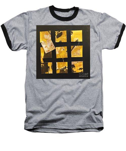 10 Square Baseball T-Shirt