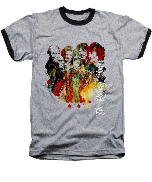 The Rolling Stones Collection Baseball T-Shirt