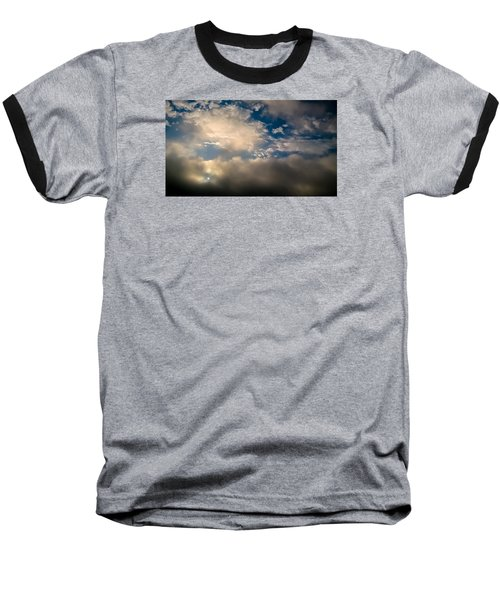 Baseball T-Shirt featuring the photograph Untitled by Carlee Ojeda