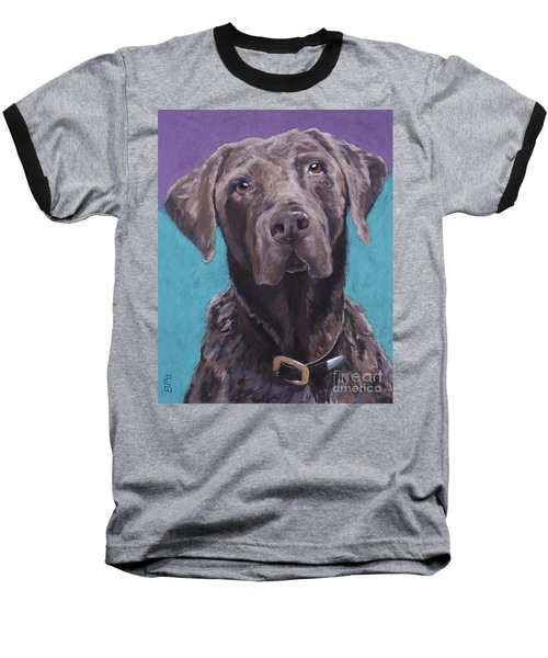 100 Lbs. Of Chocolate Love Baseball T-Shirt