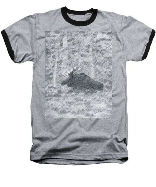 1000 Pounds Of Bull Baseball T-Shirt