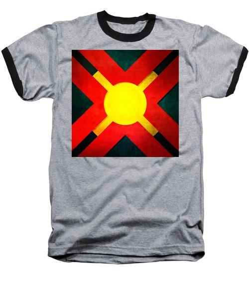 100b Baseball T-Shirt by Timothy Bulone