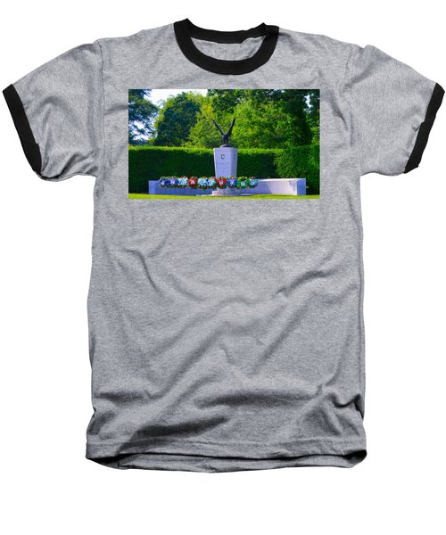 101st Airborne Division Screaming Eagles Baseball T-Shirt