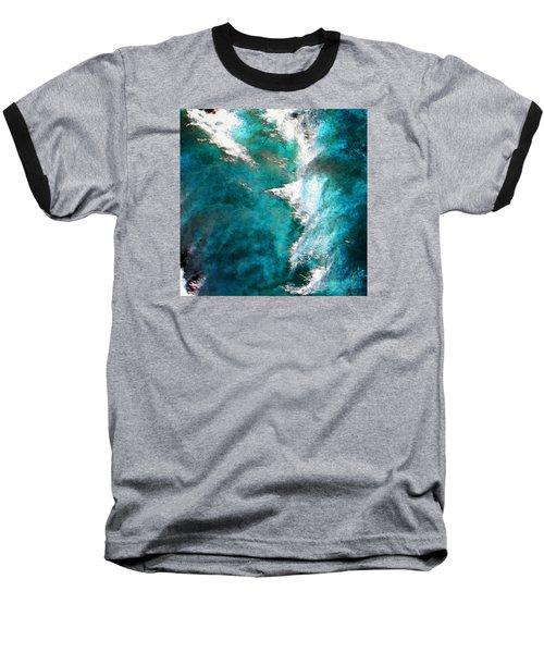 107 Baseball T-Shirt by Timothy Bulone