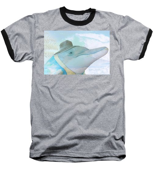 10732 Flipper Baseball T-Shirt
