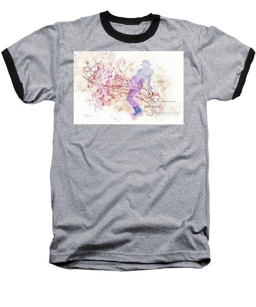 10849 All That Jazz Baseball T-Shirt