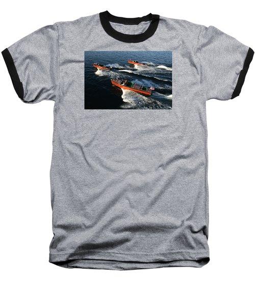 Magnificent Mahogany Baseball T-Shirt