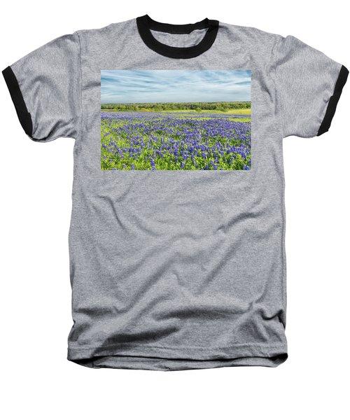 Texas Bluebonnets 11 Baseball T-Shirt