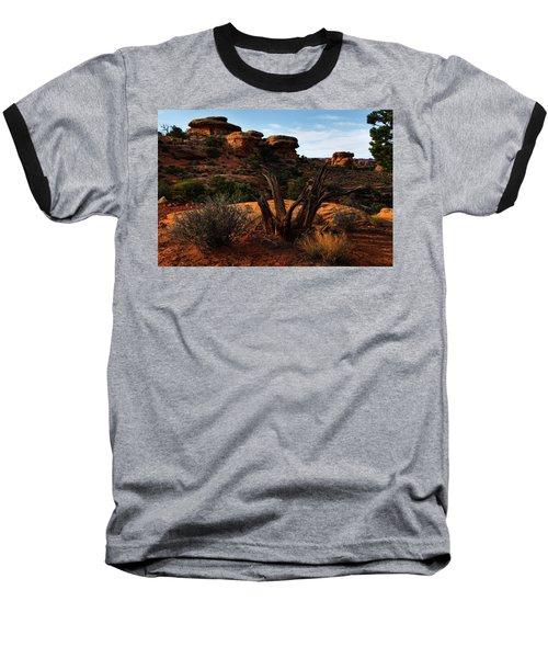 Canyonlands National Park Utah Baseball T-Shirt