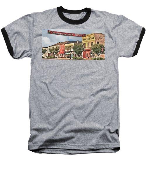 Downtown Perrysburg Baseball T-Shirt