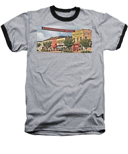 Downtown Perrysburg Baseball T-Shirt