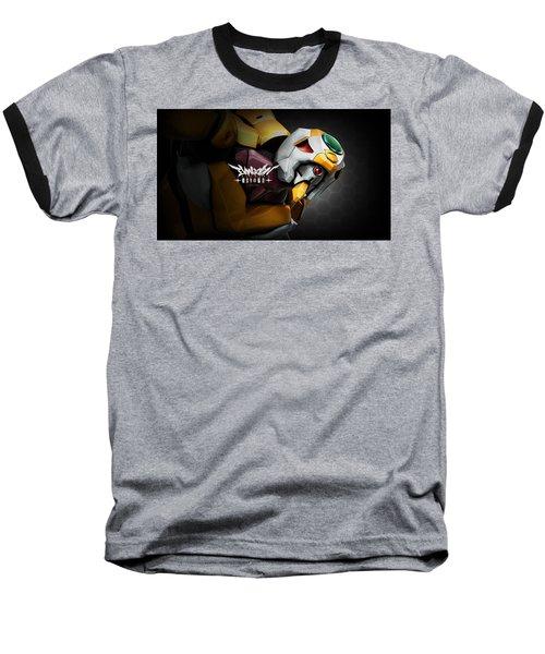 Neon Genesis Evangelion Baseball T-Shirt