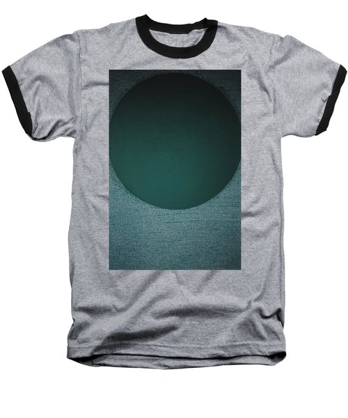 Baseball T-Shirt featuring the painting Perfect Existence by Kyung Hee Hogg