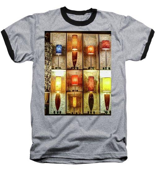1221b Lincoln St. Baseball T-Shirt