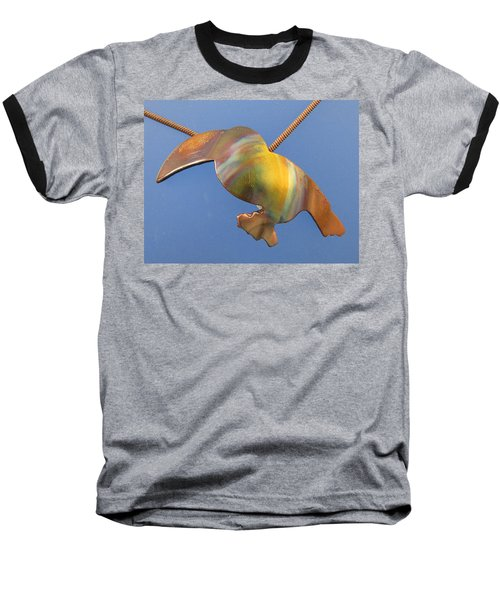 1243 Toucan Baseball T-Shirt