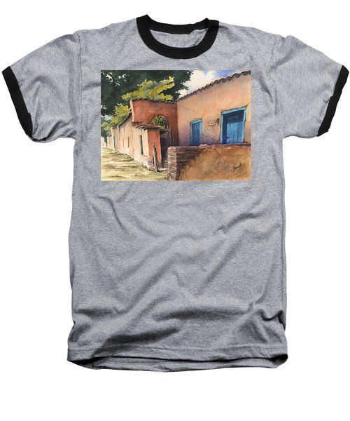 1247 Agua Fria Street Baseball T-Shirt