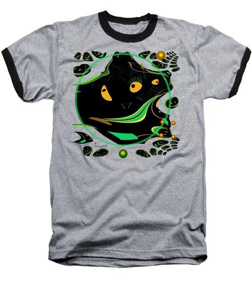 1280 - T Shirt Pattern Baseball T-Shirt