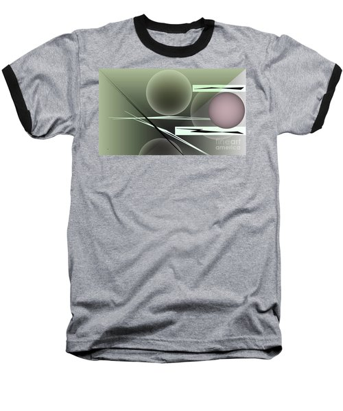 1296-2 2016 Baseball T-Shirt by John Krakora
