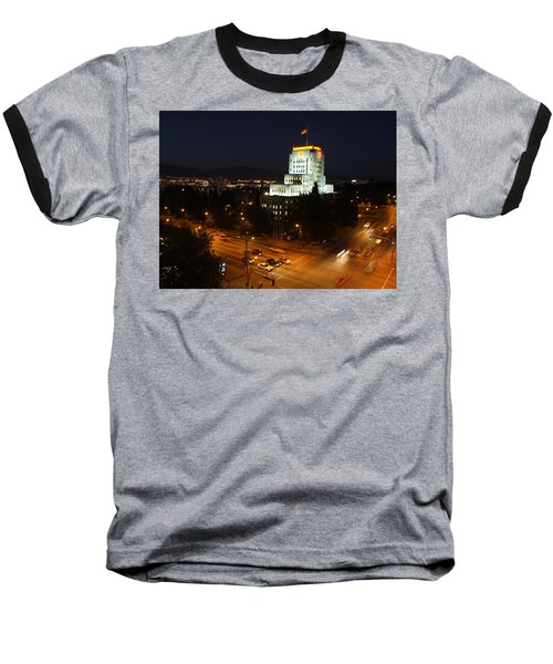 12th And Cambie 1 Baseball T-Shirt