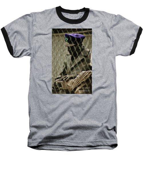 12th Man Baseball T-Shirt by Craig Wood