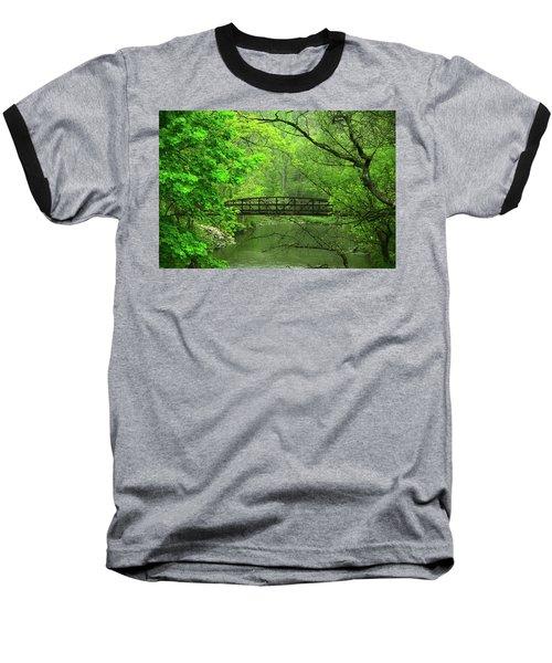 Jacobsburg State Park Pa Baseball T-Shirt