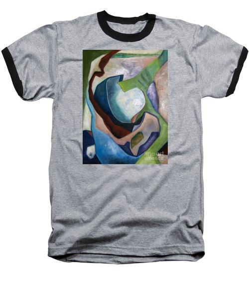 1319 Partial Recall Baseball T-Shirt