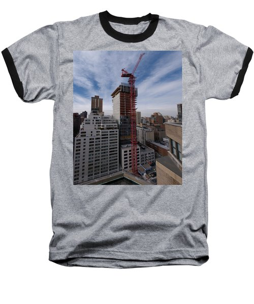 1355 1st Ave 2 Baseball T-Shirt