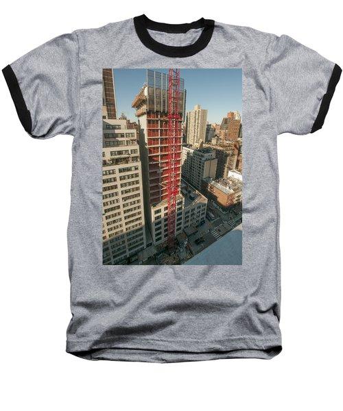 1355 1st Ave 1 Baseball T-Shirt