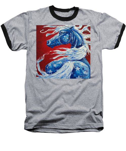 #14 July 4th Baseball T-Shirt