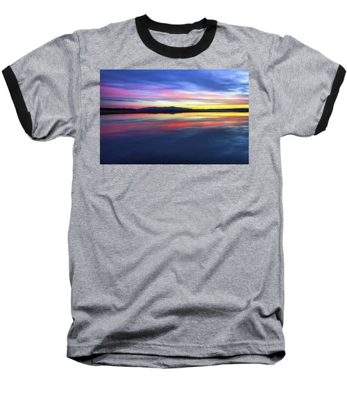 Lake Winnipesaukee - Layers Baseball T-Shirt