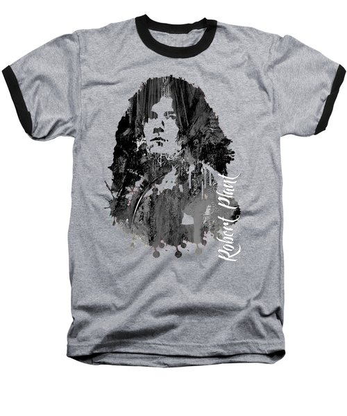 Robert Plant Collection Baseball T-Shirt